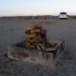 Keep fire pits