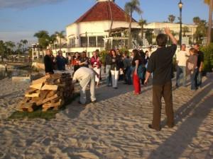 Quattro Firewalk, firewalk San Diego, firealking los angeles